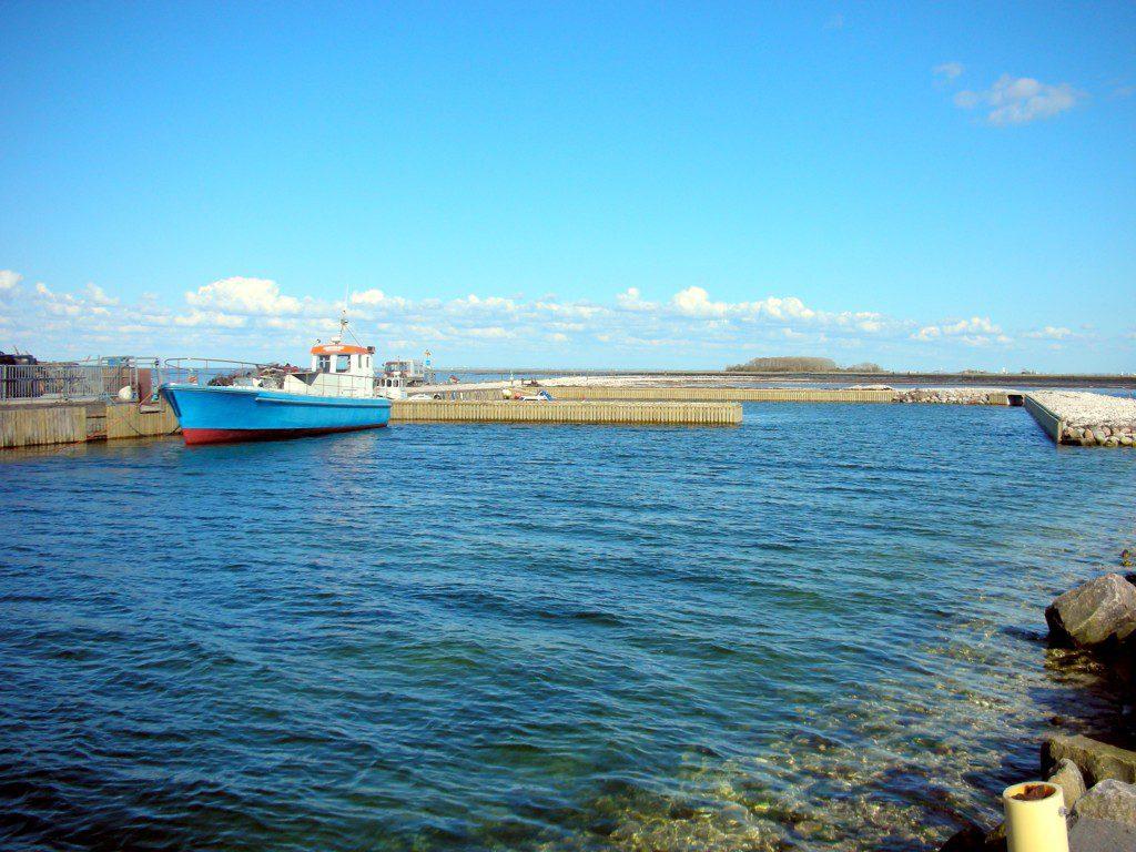 saltholm 020515, svend erik, ny havn