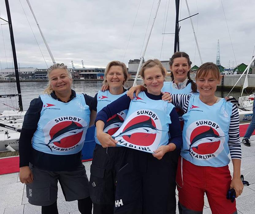 SSF Marlins i Aarhus klar til WOW