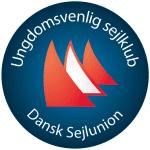 Ungdomsvenlig Sejlklub logo